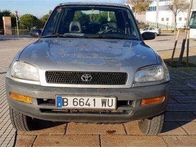 brugt Toyota RAV4 2.0I 16V GX AC AIRBAGS