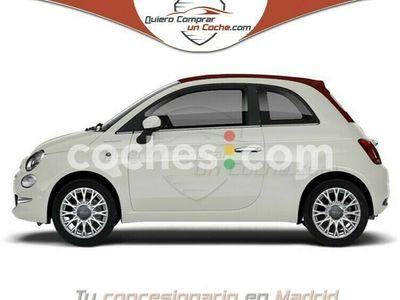 usado Fiat 500C 1.0 Hybrid Dolcevita 52kw 70 cv en Madrid