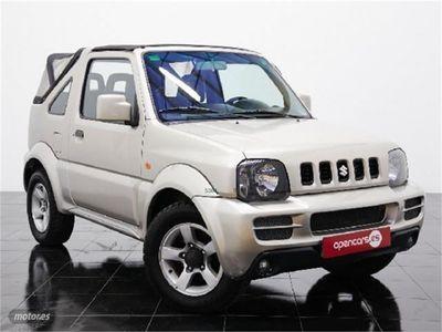 usado Suzuki Jimny 1.3 JLX Techo Lona