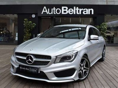 usado Mercedes CLA200 Shooting Brake CDI AMG Line