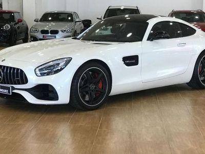 usado Mercedes AMG GT Coupé S 522 CV**NACIONAL**