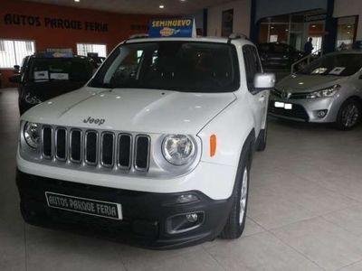 usado Jeep Renegade 1.4 Multiair Limited 4x2 103kW
