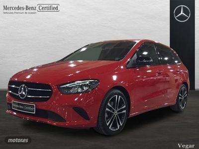 usado Mercedes B180 Clase Bd Progressive (EURO 6d-TEMP)