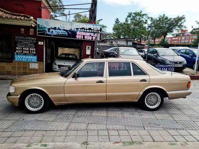 usado Mercedes 500 SE (126) () Berlina Automático de 4 Puertas