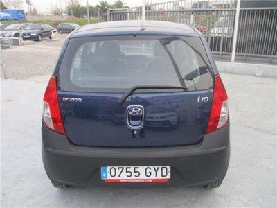 usado Hyundai i10 1.1 66cv Classic 5p 0755-GYD