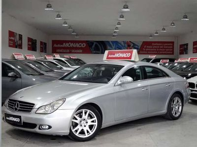 usado Mercedes CLS320 CLS 320CDI Aut.