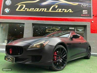 usado Maserati Quattroporte 3.0 V6 S Q4 Automatico
