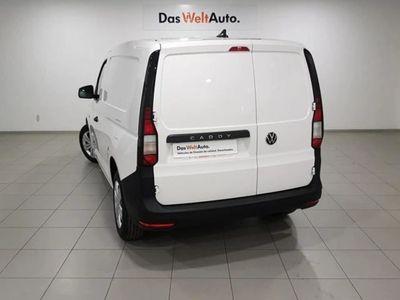 usado VW Caddy Cargo Batalla Corta 2.0 TDI 75 kW (102 CV)