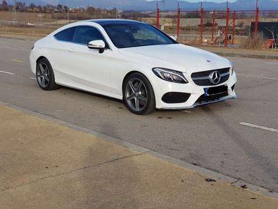 usado Mercedes C250 Coupé d 9G-Tronic