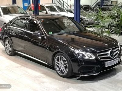 usado Mercedes E300 Clase EBlueTEC Avantgarde