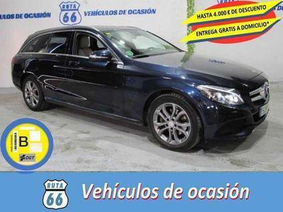 usado Mercedes C220 CDI Estate BE Elegance 7G Plus