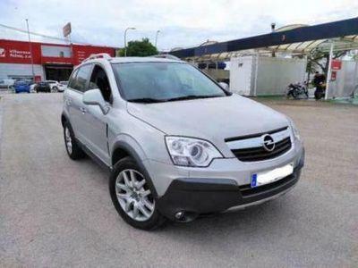 usado Opel Antara en Palma de Mallorca (Islas Baleares)