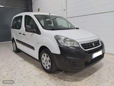 usado Peugeot Partner Tepee Active 1.6 HDi 92 N1