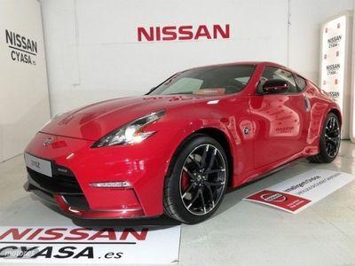 usado Nissan 370Z 3p 3.7G 253 kW 344 CV E6D NISMO