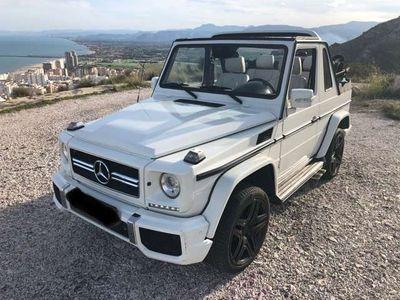 usado Mercedes G320 320CDI Cabrio Aut.