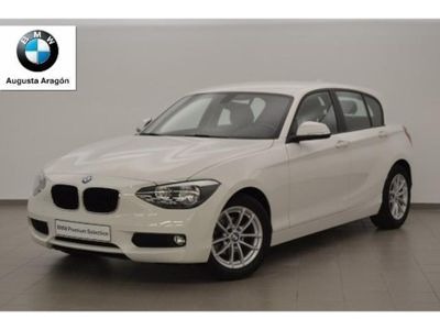 usado BMW 116 d EfficientDynamics 116CV