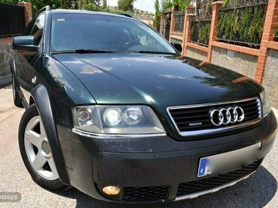 usado Audi A6 Allroad Quattro ALLROAD 2.5 TDI 180CV 4X4 PIEL XENON NAVI