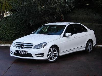usado Mercedes C200 CDI BE Edition