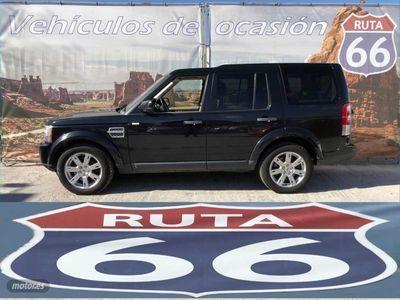 usado Land Rover Discovery 3.0 TDV6 HSE 5p.
