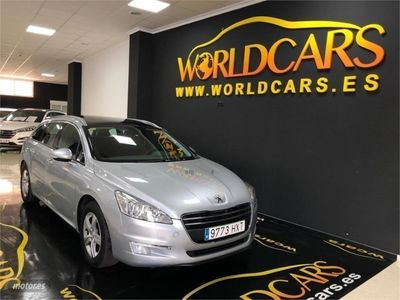 used Peugeot 508 SW 2.0HDI Active 140