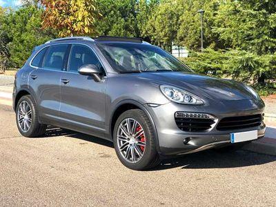 usado Porsche Cayenne Diesel Aut. REVISONES AL DIA.