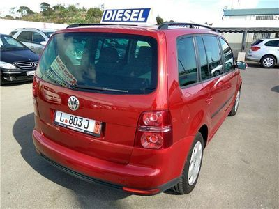 usado VW Touran 1.9TDI Traveller DSG