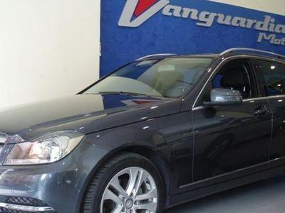 usado Mercedes C200 136CV año 2012 105600 KMs a € 17950.00