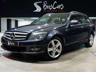 usado Mercedes C320 CDI Elegance 4M Aut.