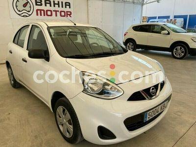 usado Nissan Micra Ig-t S&s Acenta 90 90 cv en Cadiz