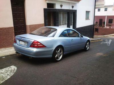 usado Mercedes CL500 Clase CL-00