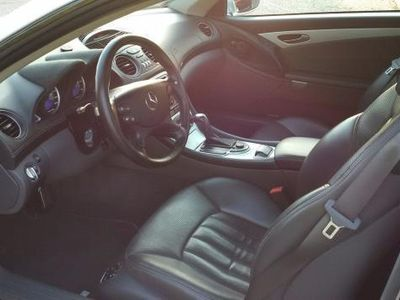 usado Mercedes SL55 AMG Clase SLAMG -03