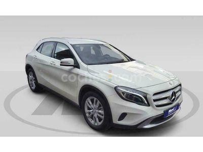 usado Mercedes GLA200 Clase GlaUrban 136 cv en Palmas, Las