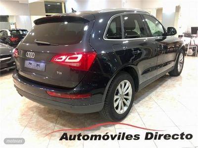 brugt Audi Q5 2.0 TDI 150CV ultra