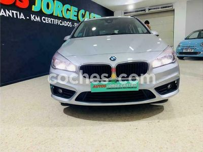 usado BMW 116 Serie 2 216d Gran Tourercv en Sevilla