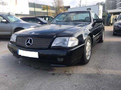 usado Mercedes SL320 IMPECABLE