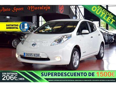 usado Nissan Leaf 40kWh ZERO 110 kW (150 CV) 5p