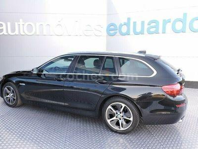 usado BMW 520 Serie 5 d Touring 190 cv en Rioja, La