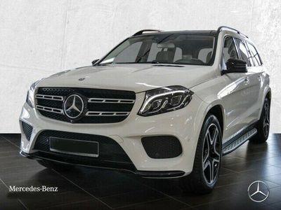 usado Mercedes GLS400 4M AMG 360 ° Airmat TechoPano Harman
