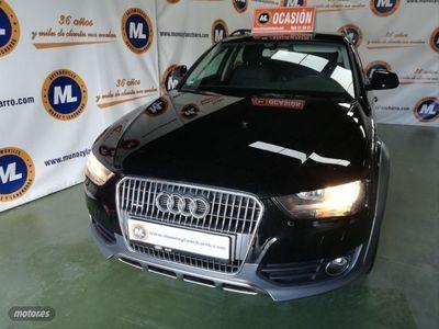 usado Audi A4 Allroad Quattro 2.0 TDI clean diesel 190cv quattro