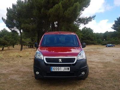 usado Peugeot Partner Tepee Active 1.6 BlueHDi 73KW 100CV