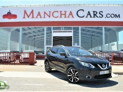 usado Nissan Qashqai 1.6dCi Tekna Premium 4x2