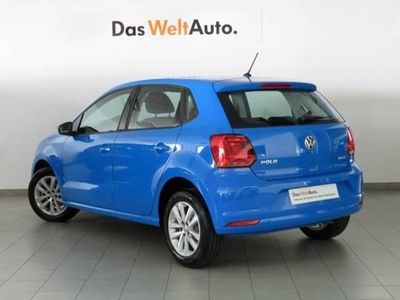 usado VW Polo 1.4 TDI BMT A-Polo 55kW