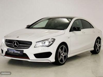 usado Mercedes CLA250 CGI AMG