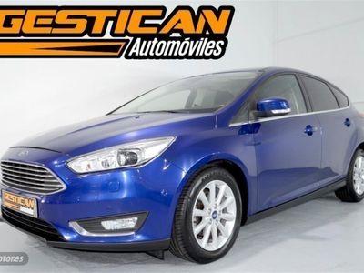 gebraucht Ford Focus 1.6 TDCi 115cv Edition