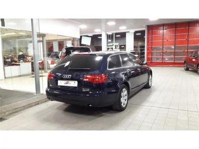 usado Audi A6 Avant 3.0 Tdi Quattro Tiptronic 5p. -08