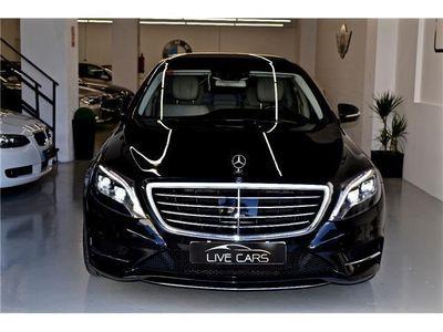 usado Mercedes S350 S 350 CLASEBLUETEC Largo PAQUETE AMG