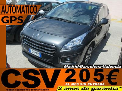 used Peugeot 3008 1.6 BlueHDI Allure EAT6 88kW (120CV)