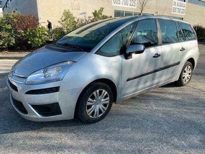 usado Citroën C4 Picasso GRAN 1.6 VTI 120 CV '12