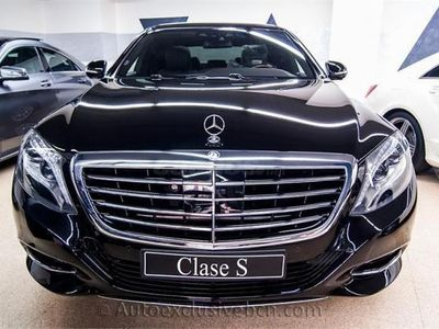 usado Mercedes S350 d Largo *FULL EQUIP * 533€
