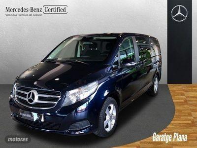 second-hand Mercedes 250 Clase V 200/220 CDI/D,CDI/BT/D LARGO D